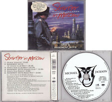 Michael Jackson STRANGER IN MOSCOW Part #1 Maxi CD Single 1996