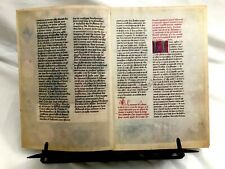 Overseas Expeditions By The French / AD 1472 Premium Facsimile