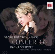 Ragna Schirmer - Concertos [New CD] Digipack Packaging