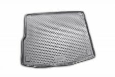Fully Tailored Rubber Trunk Liner Mat Boot Cargo Tray VW TOUAREG II 2010-