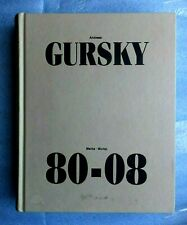 ANDREAS GURSKY: WORKS 80-08 (ENGLISH AND GERMAN EDITION) - Hardcover