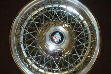 "14"" Buick Century/Skyhawk wire-type wheel cover (hubcap) Hollander #1084B"
