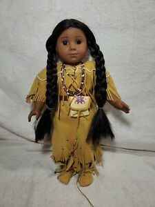 PLEASANT AMERICAN GIRL DOLL.  KAYA