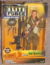 2002 Elite Force WW2 Unit Commando 1/6th Scale Action Figure New In The Box