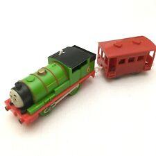 TrackMaster Percy 6 Motorized Engine R9206 Thomas & Friends 2009 Gullane Mattel