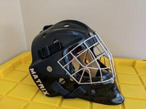 bauer itech GOALIE hockey mask helmet L/XL senior