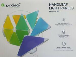 Nanoleaf Rhythm Edition Smarter Light Kit - 9 Light Panels (NEW NEVER USED)
