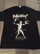 INQUISITION Devil Shirt XL,Gorgoroth,Urgehal,The Chasm,Urgehal, Urfaust, 1Burzum