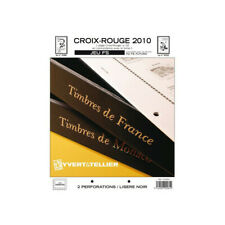 Jeux FS France carnets Croix-Rouge 2009-2010 sans pochettes.