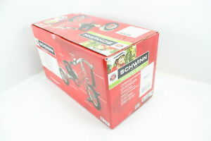 Schwinn Roadster Kids Classic Tricycle Retro Look Steel Frame Sculpted Seat Red