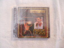 "Pride of Lions ""Live in Belgium"" 2006 cd AOR Frontiers Rec. Survivor New Sealed"