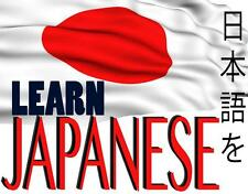 LEARN JAPANESE FAST -THE MOST COMPLETE & COMPREHENSIVE LANGUAGE COURSE ON DVD