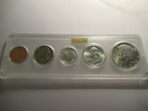 1964 UNOPENED US SILVER PROOF SET 90/% SILVER COINS--NO RESERVE #74***