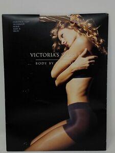 Victoria's Secret Control Top Body By Victoria 15 Denier Nude Size A Pantyhose