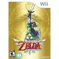 Legend Of Zelda: Skyward Sword - Wii Game