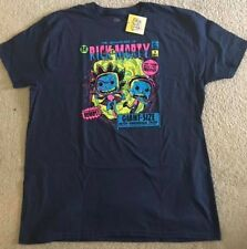 Rick and Morty T-shirt mens size large FUNKO TEES adult swim NEW with tag
