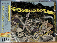 Green Day - Demolicious (18-Track Japanese CD) Demos From Uno!-Dos!-Tres! Albums