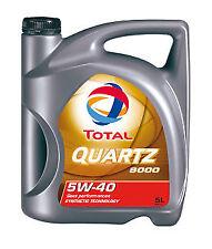 Total 5W40 Motoröl 5 Liter
