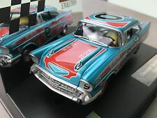"Carrera Evolution 27526 Chevrolet Bel Air '57 ""Oval Racer"" USA only"