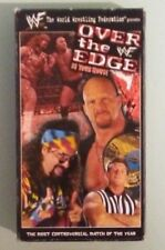 wwf / wwe in your house  OVER THE EDGE    VHS VIDEOTAPE