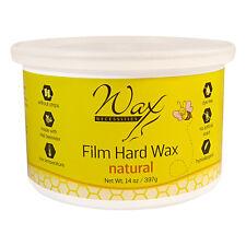 Wax Necessities Film Hard Wax Natural Tin 14 oz. / 397 g