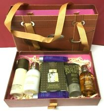 MOLTON BROWN GIFT SET 7 ITEMS BODY WASH HAIR CONDITIONER HAND CREAM SEE DETAILS
