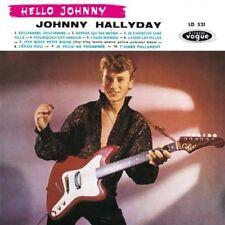 CD de musique rock français Johnny Hallyday sans compilation