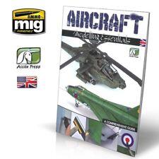 Ammo Mig Jimenez Aircraft Modelling Essential Book # 0014
