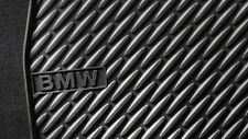 Original BMW 5er F10, F11  Satz Gummimatten hinten  *Neu*
