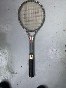 Vintage Willsons T3000 Tenis Racket