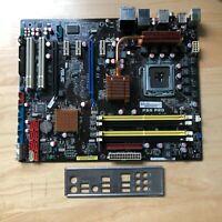 ASUS P5Q Pro LGA775 Intel P45 ATX Desktop Motherboard 8*SATA2 IDE 4*DDR2