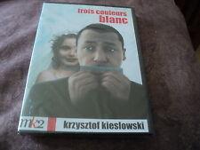 """DVD NEUF """"TROIS COULEURS : BLANC"""" Julie DELPY / Krzysztof KIESLOWSKI"""