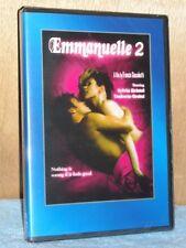 Emmanuelle 2 (DVD, 1977) NEW Umberto Orsini Sylvia Kristel romance love