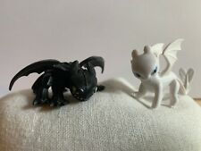 How To Train Your Dragon 3 Toothless & Lightfury Dragon Mystery Figure Set