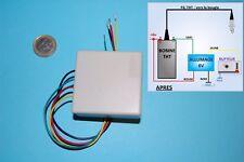 Allumage transistorisé  6V 3A pour bobine 2.5 ohms et rupteur