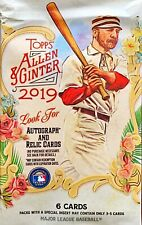 2019 Allen & Ginter Pick Your Cards Free Shipping (Base, Minis, Inserts)