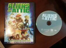 Aliens in the Attic (DVD, 2009) VGC