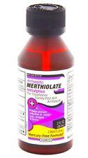 Antiseptic MERTHIOLATE benzalkonium chloride 0.13% 2 ounce BOTTLE HUMCO 174992