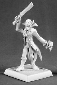 SKINSAW MAN - PATHFINDER REAPER miniature figurine rpg ghoul goule metal 60033