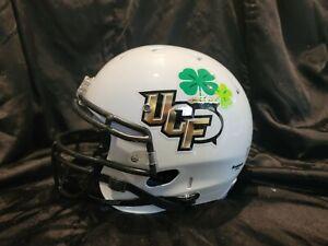 Authentic UCF Football Helmet Croke Park Classic vs Penn St Dublin Ireland 2014