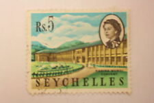 Seychelles collection de 180 timbres différents splendides