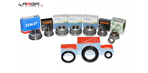 Lagersatz Getriebereparatursatz + Getriebeöl NBJ SKODA OCTAVIA 3  Reparatursatz