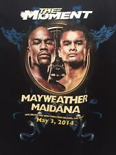mayweather Vs Maydana T Shirt XL Condition Is New Without Tags