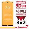 Protector de Pantalla Xiaomi Redmi Note 7 / 8 / 8 Pro / 8T 9D Cristal Templado