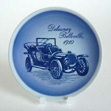 "ROYAL COPENHAGEN ALUMINIA - DELAUNAY BELLEVILLE 1910 - PLAQUETTE 3"" PIN DISH 8CM"