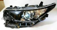 HEADLAMP HEADLIGHT LEFT TOYOTA AURIS 2 II LIFT 81150-02K30 FROM EU CAR
