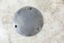 74 Harley Davidson AMF SX 250 SX250 engine side outer clutch cover cap