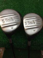 King Cobra 3 & 5 Fairway Woods Regular Graphite Shaft Left Handed LH