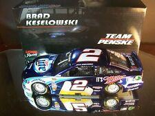 Brad Keselowski #2 Miller Lite Color Chrome 2014 Ford Fusion 1 of 72 DIN #37