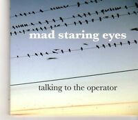 (GC97) Mad Staring Eyes, Talking to the Operator - 2012 CD